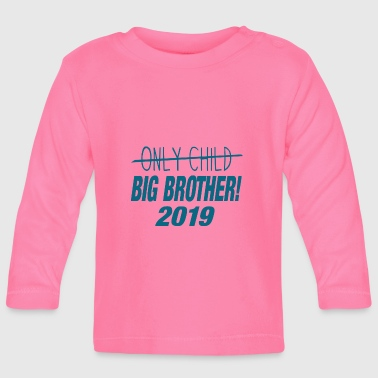 Big Brother 2019 - Only Child Crossed Out - Kinderen - T-shirt