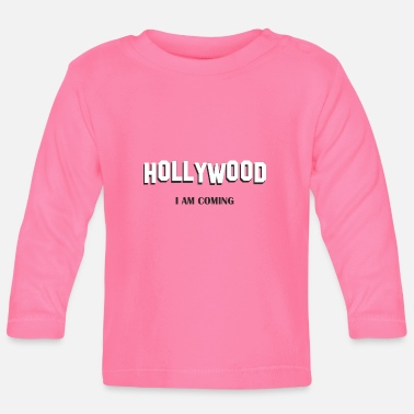 Hollywood HOLLYWOOD - Maglietta maniche lunghe neonato