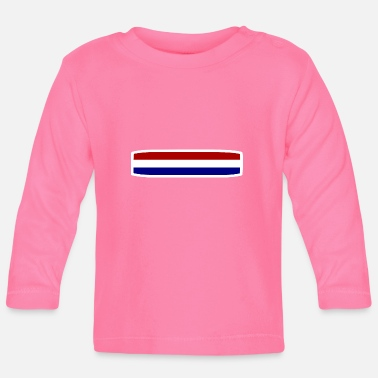 Netherlands Holland - Baby Longsleeve Shirt