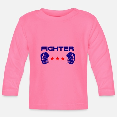 Fighter Fighter - Baby Longsleeve Shirt