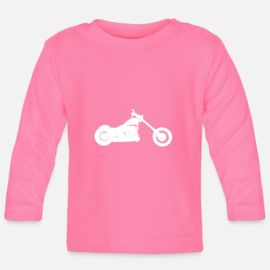 Chopper softail chopper - Baby longsleeve