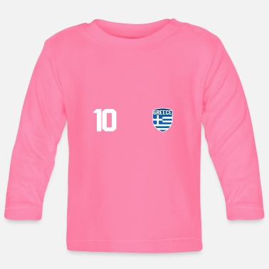 Greece Greece - Baby Longsleeve Shirt