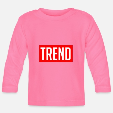 Trend trend - Baby Longsleeve Shirt