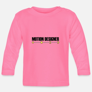 Motion Motion Designer - Baby Long Sleeve T-Shirt