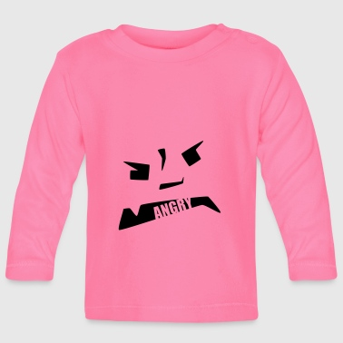 Angry - Baby Long Sleeve T-Shirt