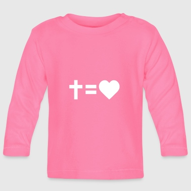 CROSS - Baby Long Sleeve T-Shirt