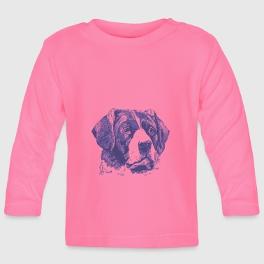 St. bernard - Baby Long Sleeve T-Shirt