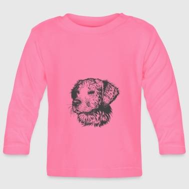 small dog - Baby Long Sleeve T-Shirt