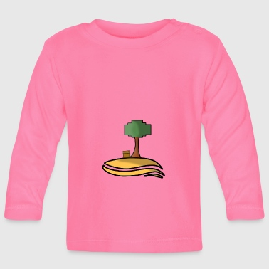 Lost Chest - Baby Long Sleeve T-Shirt