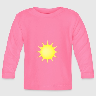 Sun - Baby Long Sleeve T-Shirt