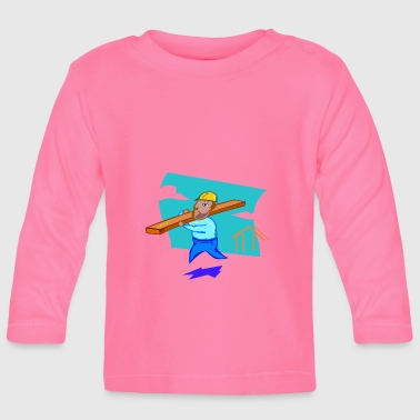 Carpenter carpenter carpenter carpenter carpenter joiner2 - Baby Long Sleeve T-Shirt