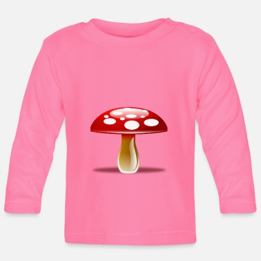 Magic The Gathering Toadstool - Baby Long Sleeve T-Shirt