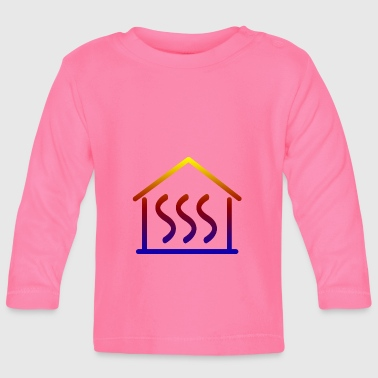 Heating house - Baby Long Sleeve T-Shirt