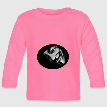 Anonymous - Baby Long Sleeve T-Shirt