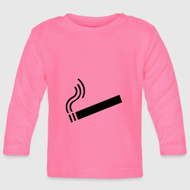 smoke - Baby Long Sleeve T-Shirt