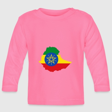 ethiopia collection - Baby Long Sleeve T-Shirt