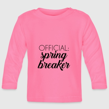 Spring Break / Spring Break: Official voorjaarsvakantie - T-shirt