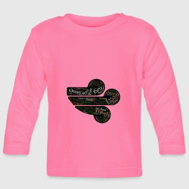 Travel - Travel - Baby Long Sleeve T-Shirt