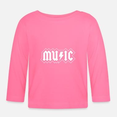compras al por mayor descuento mejor valorado Pedir en línea Música Negra Camisetas de manga larga bebé ...
