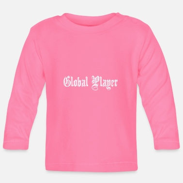Global Global Player - Baby Langarmshirt