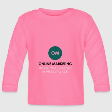 Online marketing - T-shirt