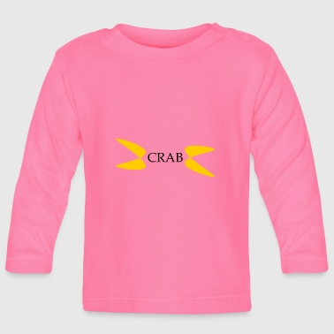 crab - Baby Long Sleeve T-Shirt