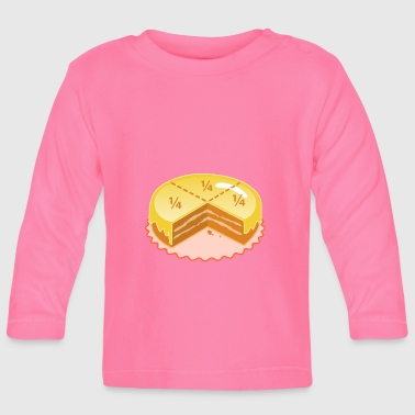 Cakes neighborhoods - Baby Long Sleeve T-Shirt