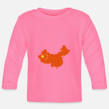 China China - Baby Long Sleeve T-Shirt