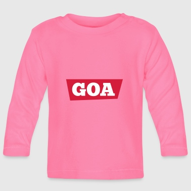 Goa GOA technomuziek - T-shirt