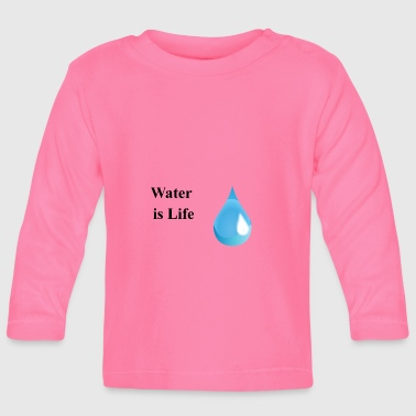 Water water - Baby Long Sleeve T-Shirt