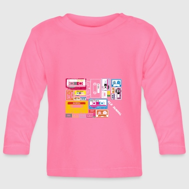 MIX TAPE - Baby Long Sleeve T-Shirt