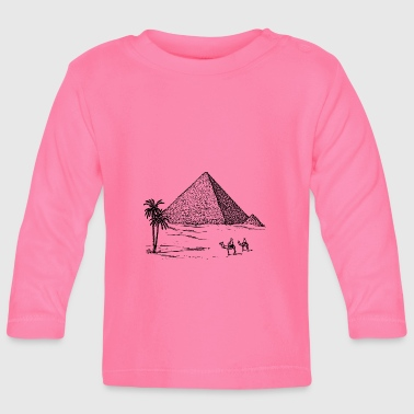 egypt - Baby Long Sleeve T-Shirt