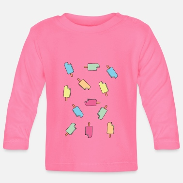 popsicle - Baby Long Sleeve T-Shirt