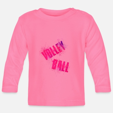 Volley Volley Ball - Baby Langarmshirt