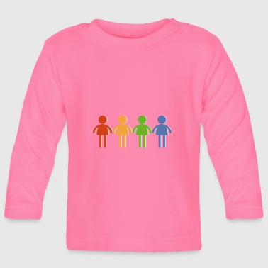 Community community - Baby Long Sleeve T-Shirt