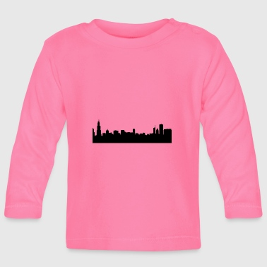 Chicago - Baby Long Sleeve T-Shirt