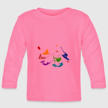 Freestyle - Baby Long Sleeve T-Shirt