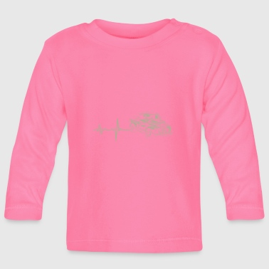 Shirt Gift Heartbeat Pickup - Baby Long Sleeve T-Shirt