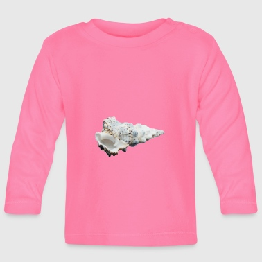 A shell that reminds of the holiday - Baby Long Sleeve T-Shirt