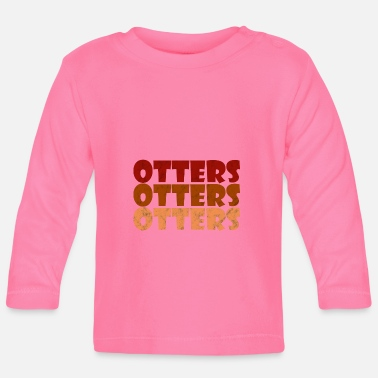 Otter otters otters otters - T-shirt