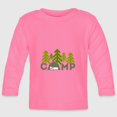 Camping Outdoors - T-shirt