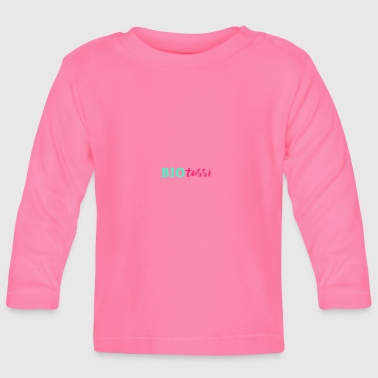 Bimbo Bio tussi - Baby Long Sleeve T-Shirt