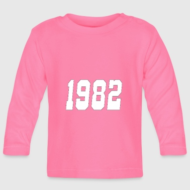 1982 1982 - Baby Long Sleeve T-Shirt