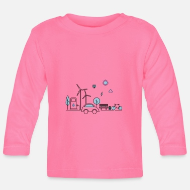 Eco Eco - Baby Long Sleeve T-Shirt