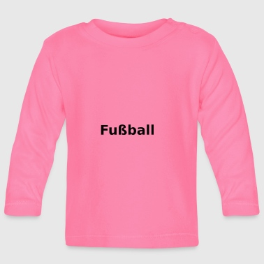 soccer ball - Baby Long Sleeve T-Shirt