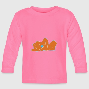 Cool street art graffiti - Baby Long Sleeve T-Shirt