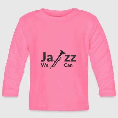 JAZZ WE CAN - T-shirt manches longues Bébé