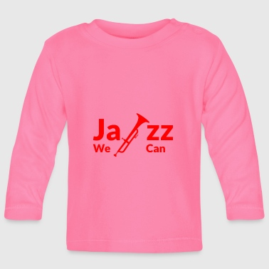 JAZZ WE CAN - rouge - T-shirt manches longues Bébé