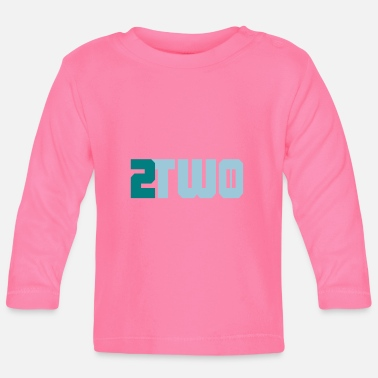 Two two two doubles - Baby Long Sleeve T-Shirt