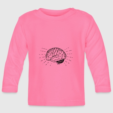Brain Brain Brain Brain medicine surgery idea - Baby Long Sleeve T-Shirt